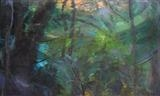 Ruskin's garden, Brentwood by Demo Portfolio, Painting, Oil on canvas
